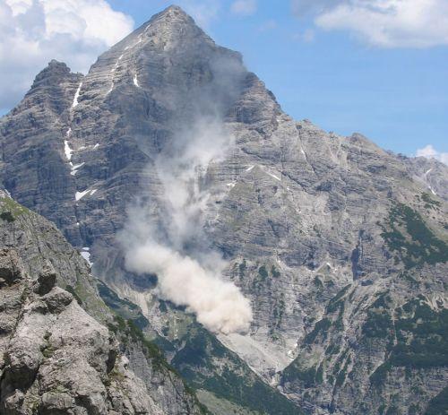 Hochvogel Bergsturz