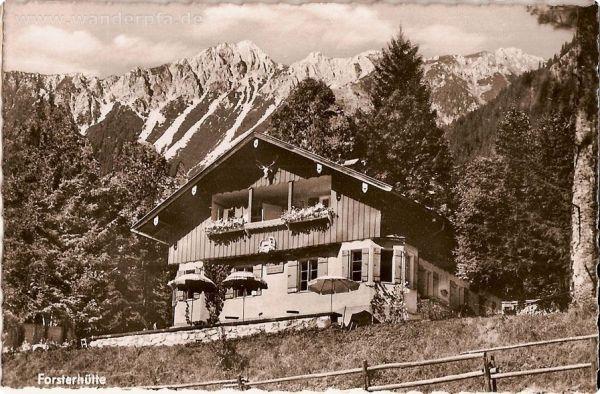 Forsterhaus Hinterstein